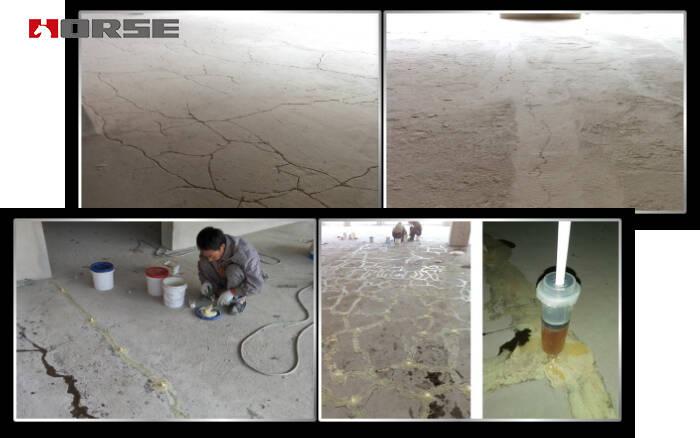 Concrete Flooring Repairs Frp Wrap Repair