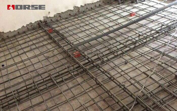 Reinforcement Of Cast In Place Reinforced Concrete Slab