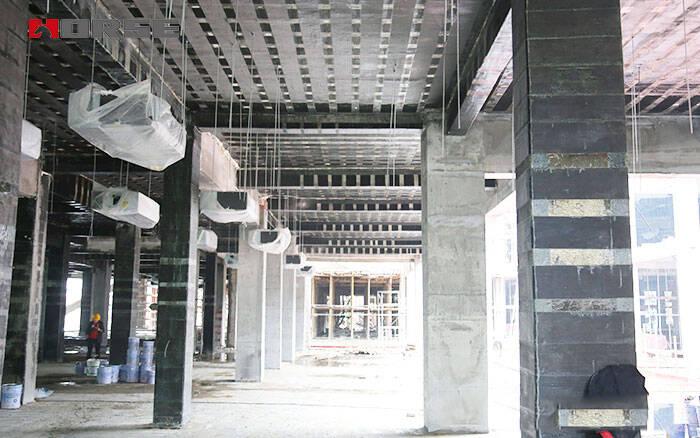 碳纤维在建筑
