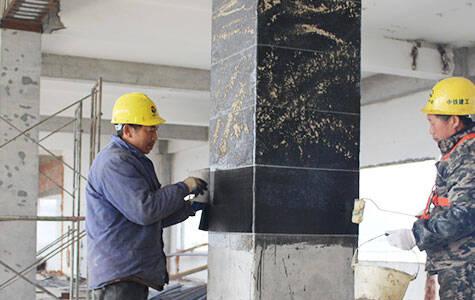 碳纤维材料提高结构的抗震性