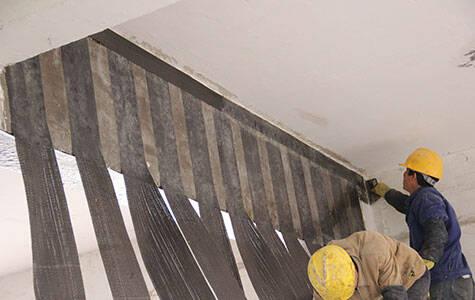 混凝土修复用碳纤维