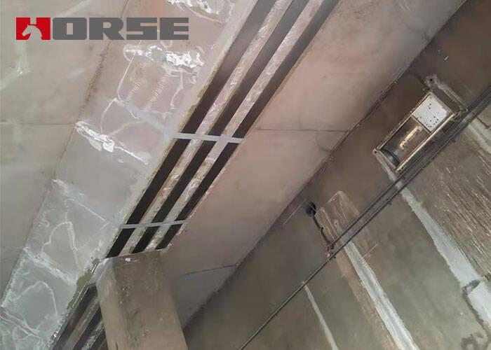 结构增强中的碳纤维层压板 (CFRP)