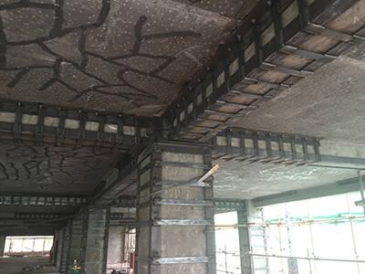 Concrete Strengthening System Amp Concrete Repair Horse