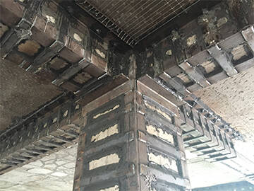 Structural strengthening of Shanghai talent Mansion