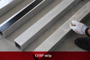 Cfrp Strip Cfrp Laminate Cfrp Plate Carbon Fiber Strip
