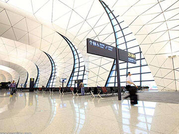 Shenyang Taoyuan Airport retrofitting project