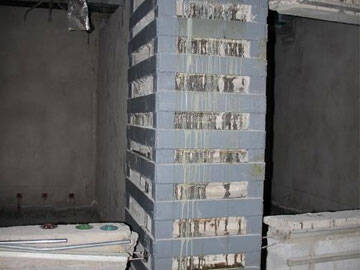 Analysis of Column Strengthening