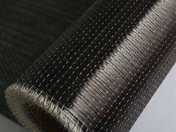 Strengthening bridges with carbon fiber reinforced fabric