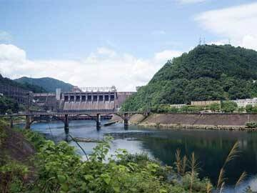 Xin'anjiang Reservoir Strengthening