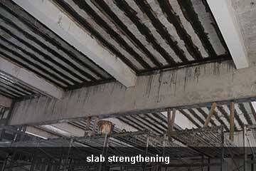 cfrp sheet concrete repair