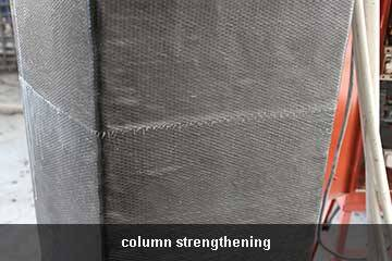 carbon fiber sheet for structural strengthening