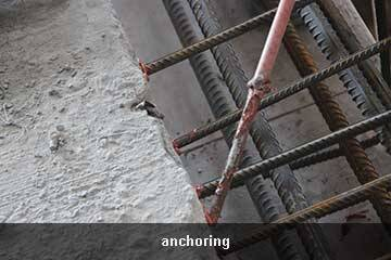 Injectable Anchor Adhesive Rebar Anchoring Epoxy