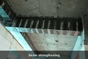 unidirectional carbon fiber sheet for structural strengthening