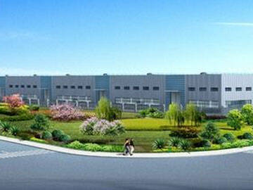 Changing Hunan Dongwei Industrial Park into Huawei Factory Building