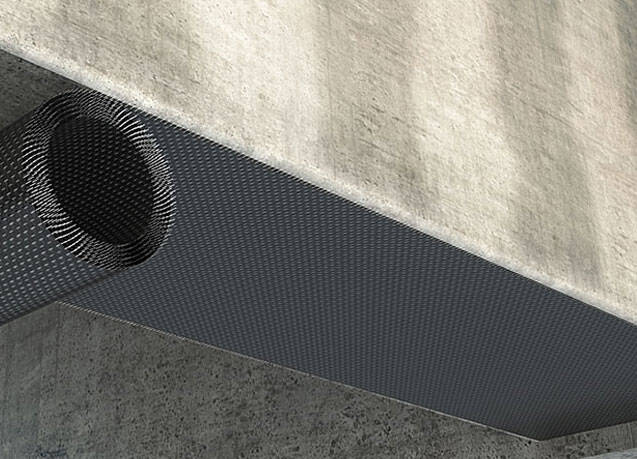 carbon fiber sheet concrete repair