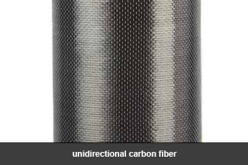 horse unidirectional carbon fiber sheet