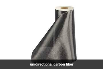 unidirectional carbon fiber sheet